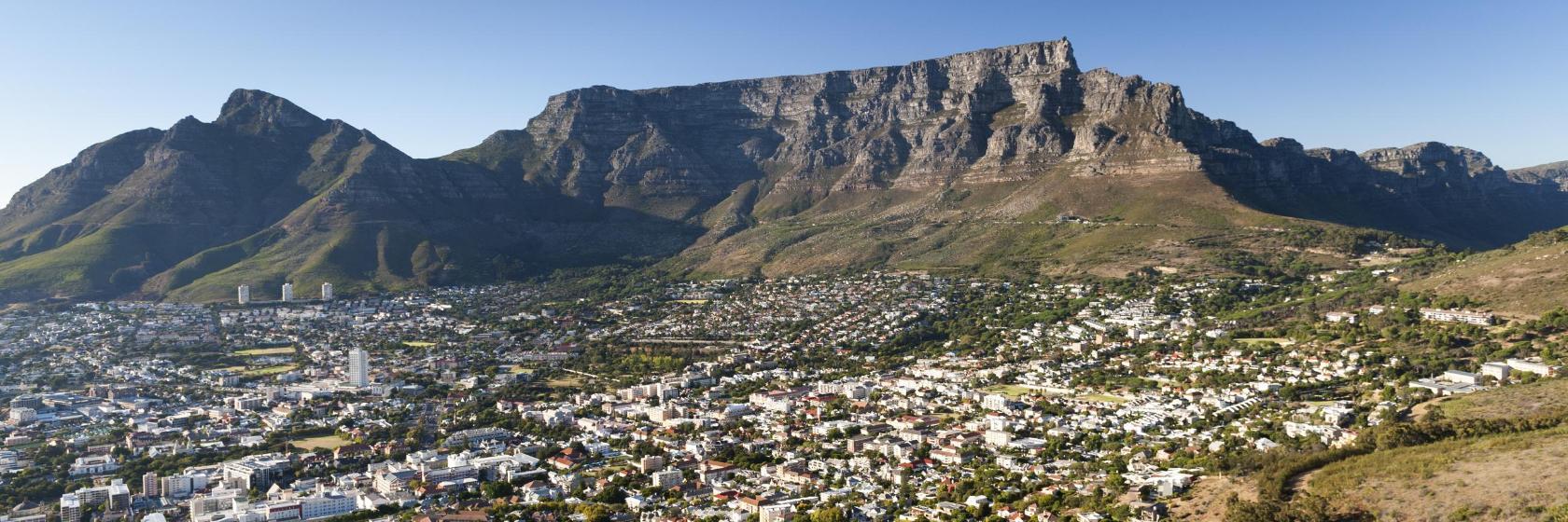 Cape Town (کیپ تاون)