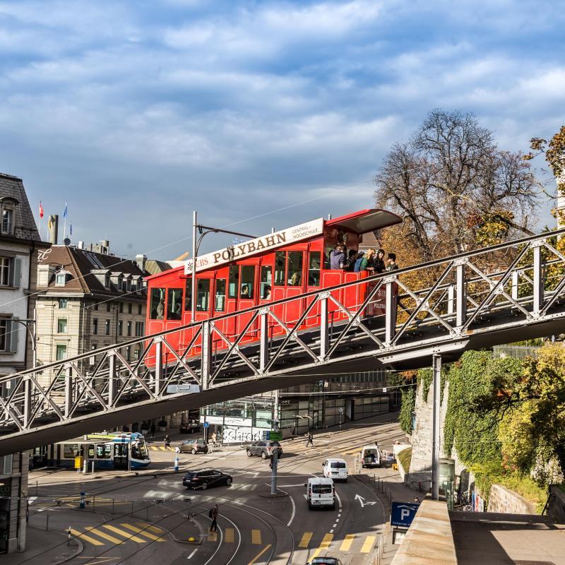Bed And Breakfast Zurich Near Train Station