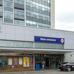 Harrogate Train Station