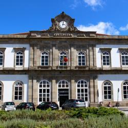 สถานี Campanha train station