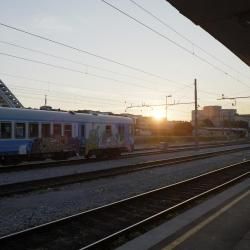 สถานีรถไฟลูบลิยานา