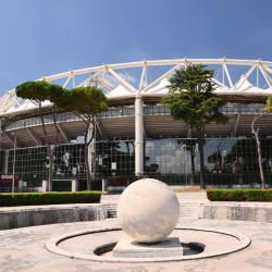 สนามสตาดิโอโอลิมปิโก โรม