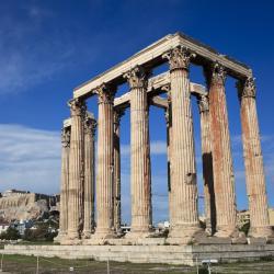 Temple of Olympion Zeus