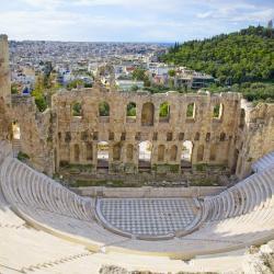 โรงละครหิน Odeon of Herodes Atticus