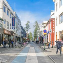 ย่าน Laugavegur Shopping Street, เรคยาวิก