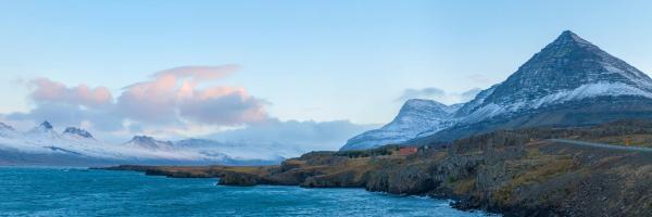 East Iceland, ไอซ์แลนด์