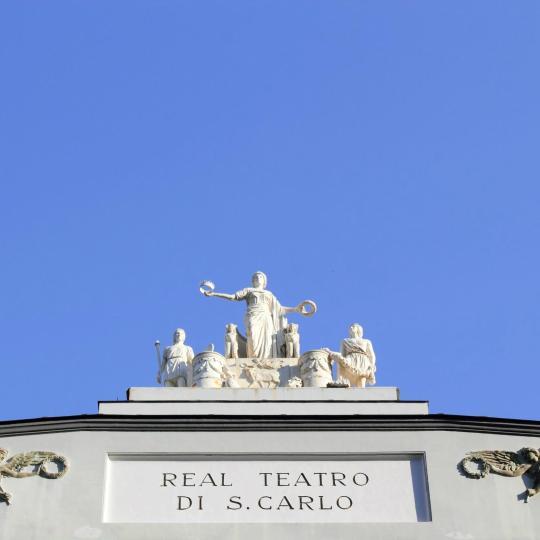 Teatro San Carlo in Naples