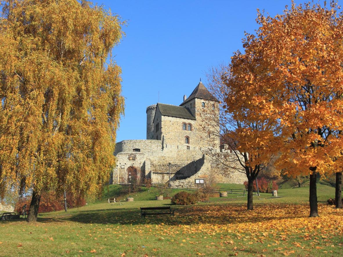 The Royal Castle in Będzin, Będzin, Poland