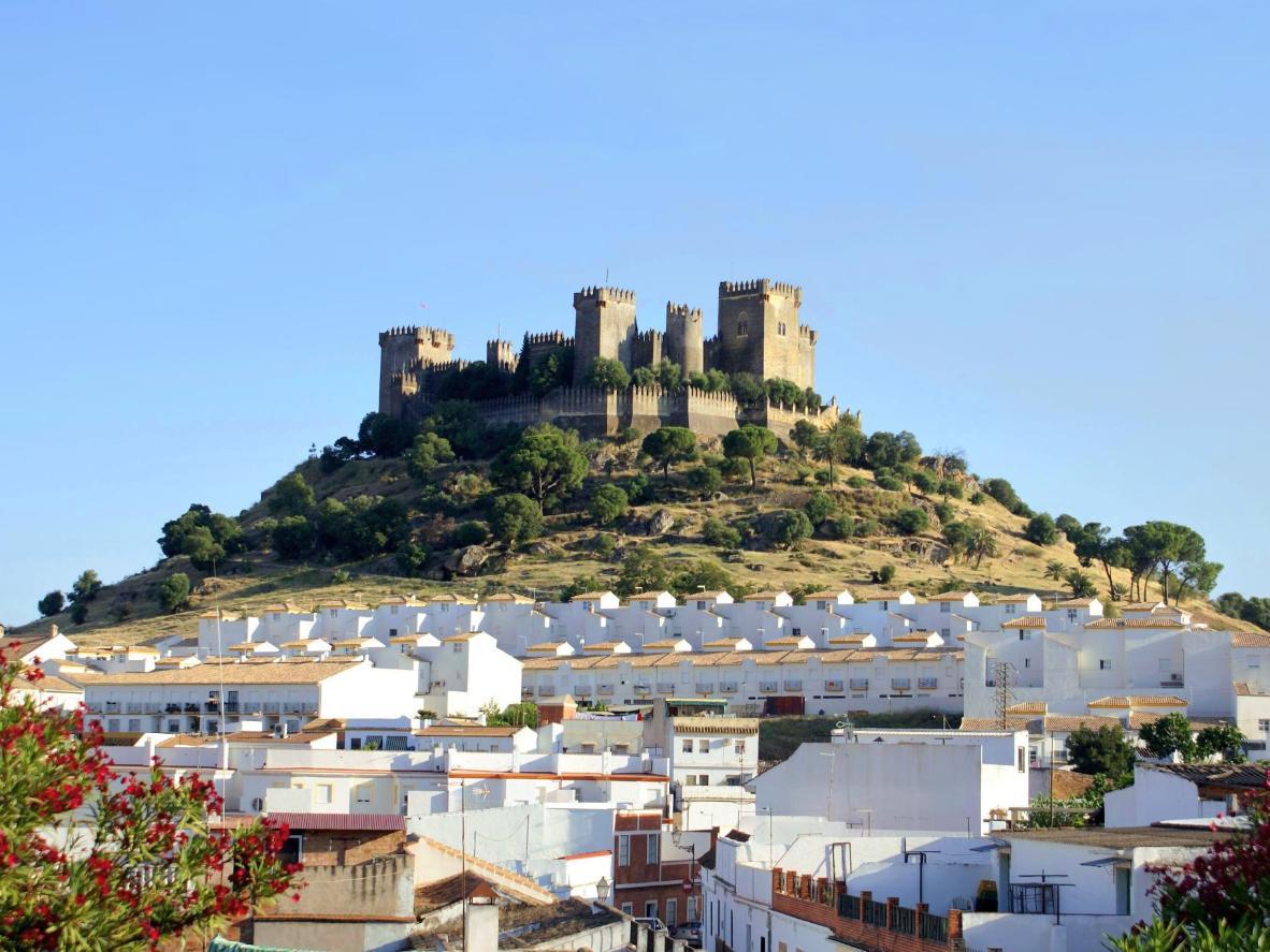 Castillo de Almodóvar del Río, Almodóvar del Río, Spain