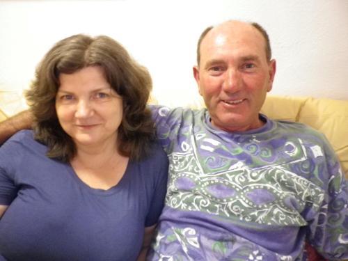 George & Helen Halaris