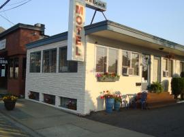Town & Beach Motel, Falmouth