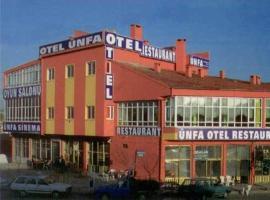 Unfa Hotel, Derinkuyu