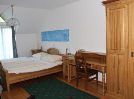 Hotel-Garni & Hostel Sandwirt, บาดอิสชิล