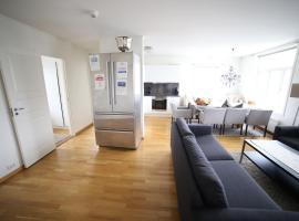 BraMy Eiendom Apartments Alfheimvegen 9B, ทรอมโซ