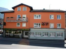 Hotel Cafe Lorenz, Hohenems