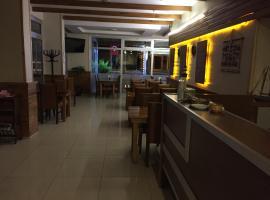 Cansizoglu Hotel, Of
