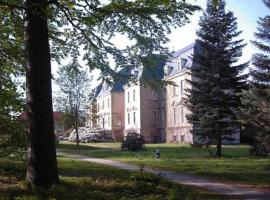 Romantik Hotel Schloss Gaussig, Gaußig