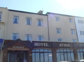 Hotel Athol Blackpool, แบล็คพูล