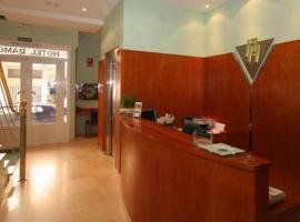 Hotel Ramos, Silleda
