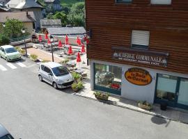 Le Bois du Cornet, La Forclaz