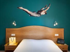 インター ホテル グランド ホテル ドゥ ラ ガール