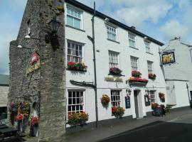 Kings Arms Hotel, Burton