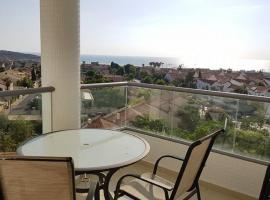 Apartments on HaLilach in Netanya, ネタニア