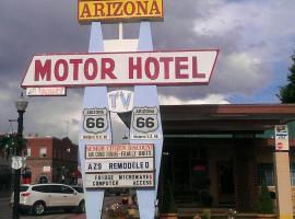 9 Arizona Motor Hotel, วิลเลียมส์
