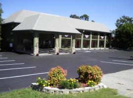 The Lodge, Eureka Springs
