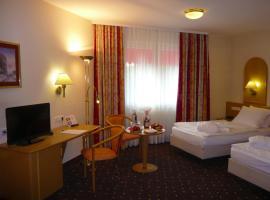 ホテル ラインスベルク アム ゼー, ベルリン