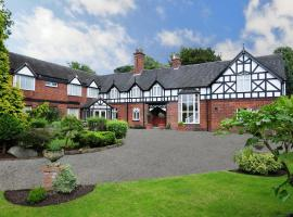 Chimney House Hotel and Restaurant, Sandbach