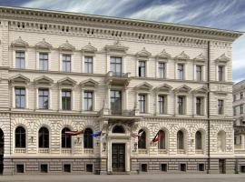 Europa Royale Riga, ริกา