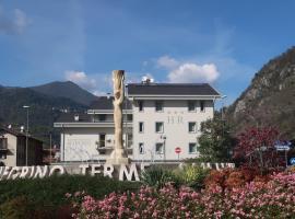 Hotel Riposo, San Pellegrino Terme