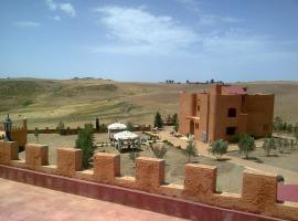 Ferme Tabouadiate - Gite Berbere, วัลเมส