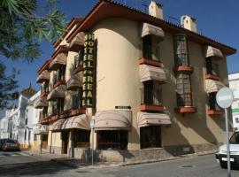 Hotel Real, ロス・バリオス