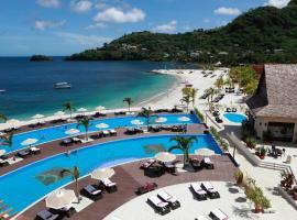 Buccament Bay Resort - All Inclusive, Buccament