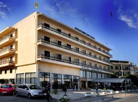 Hotel Atlantis, คอร์ฟู