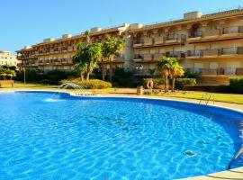 Apartamentos Golden Beach, Sant Carles de la Ràpita