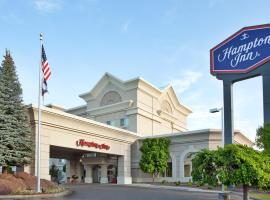 Hampton Inn Idaho Falls / Airport, アイダホフォールズ