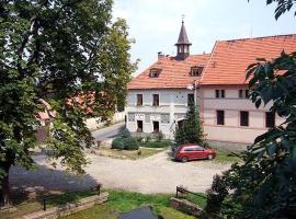 Pension u Sv. Prokopa, Středokluky