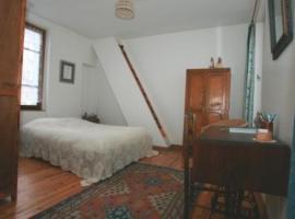 Chambres d'hôtes Haut de Belleville