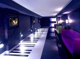 Hotel Giò Wine e Jazz Area, เปรูจา