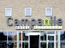 Campanile Hotel Leicester, เลสเตอร์