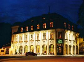 Hotel Victoria, พาร์นู