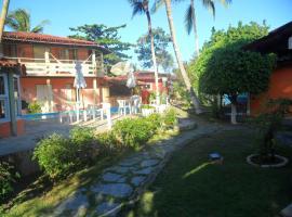 Hotel Pousada Castanheiras do Village, ปอร์โตเซกูโร