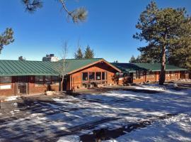 Eldora Lodge at Wondervu, Coal Creek