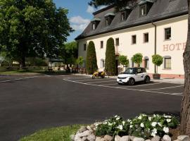 Hotel Kaiserhof, Anif