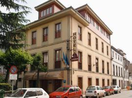 Hotel Restaurante El Manquin, Villaviciosa