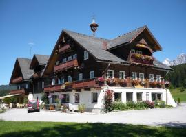ホテル シュトッカーヴィルト