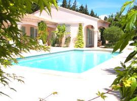 Hacienda les Mimosas, Eyragues